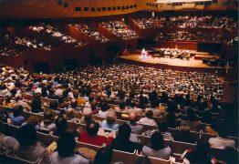 Sydney JC preaching