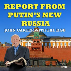 Report from Putin's New Russia