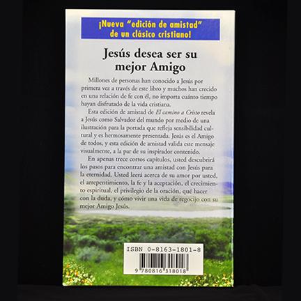 El Camino A Cristo back