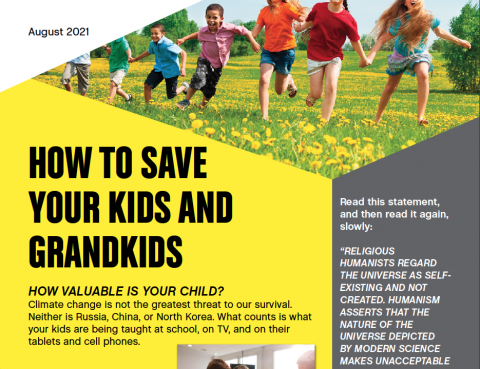How to save your kids and grandkids